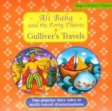 Ali Baba and  the Forty Thieves + Gulliver's Travels NEW SEALED CHILDRENS CD