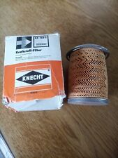 KX183D Knecht Fuel Filter