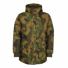 FRED PERRY ARKTIS STOCKPORT JACKET PARKA WOODLAND CAMO SJ4049 G56 NEW WITH TAGS