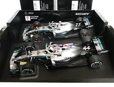 1 18 MINICHAMPS MERCEDES AMG F1 W10 EQ Power Winner GP Great Britain