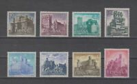 SPAIN  (1966 ) MNH COMPLETE SET - SC SCOTT 1365/72 CASTLES