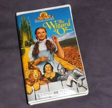 The Wizard of Oz rare signed 2 Munchkins video in clamshell box Jerry Maren Karl