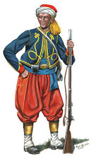 Mark Maritato Civil War Soldier 74th New York Zouave Signed Giclée Art Print