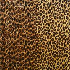 Leopard Print Bandana Rockabilly Retro Pin up Cotton Punk Hair Scarf Gothic