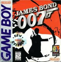 James Bond 007 - Nintendo Game Boy GB
