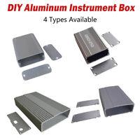 Aluminium Gehäuse Box Platinen Sicherheit Elektronik Netzteil Montage 4 Typ
