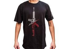 Condor Outdoor 1UP1DOWN Graphic T-Shirt (Black/XXL) 21005