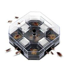 Reusable Cockroach Bug Box Roach Catcher Trap Catch Insect Pest Killer Bait Tool
