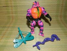 MOTU TUNG LASHER 100% COMPLETE WEAPON 80S VINTAGE  ACTION FIGURE CLEAN / HE-MAN