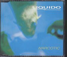 NARCOTIC LIQUIDO CD (single) Free post