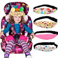 Baby Kid Child Car Seat Safety Sleep Nap Head Strap Support Rest Fastener Holder
