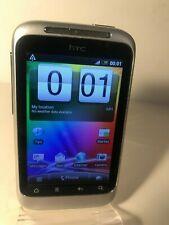 HTC Wildfire S - White - A510e - (Tesco Network) Smartphone Mobile