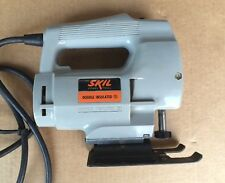 VTG Skil Skilsaw Power Jig Saw Model# 487 Double Insulated Barely Ever Used USA