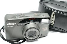 Samsung Slim Zoom 115S, 35mm camera with Interval Timer & Panoramic mode