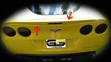 C6 Corvette GCA RACING SPOILER  Z06 Ls2 Ls7 NEW!
