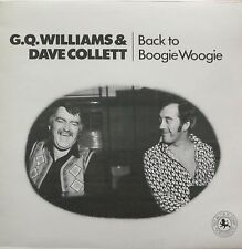 G. Q. Williams & Dave Collett - Back To Boogie-Woogie (Vinyl-LP Holland 1982)