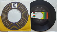BOBBY LORD - You And Me Against The World / Something Real NM 1970 COUNTRY Decca