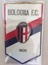 GAGLIARDETTO UFFICIALE CALCIO BOLOGNA F.C. 1909 SFONDO BIANCO