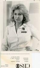 MICHAEL LEARNED PRETTY PORTRAIT NURSE TV SHOW ORIGINAL 1981 CBS TV PHOTO