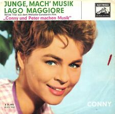 """7"""" Conny Froboess – Junge, mach Musik // Germany 1960"""