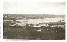 R213917 General View of Falmouth and Inner Harbour. David Murray. Sanbride