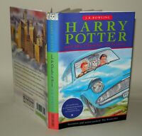 *Harry Potter, Chamber of Secrets, J.K Rowling, 1998 1st/5th HB/DJ. Ted Smart
