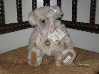 Teddy Bear Club UK Millie Year 2000 Commemorative Mohair Limited Edition