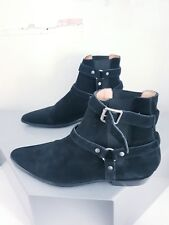 Religion Belter Suede Boots size 8