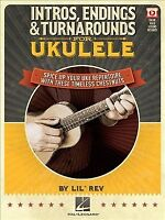 Intros, Endings & Turnarounds for Ukulele : Spice Up Your Uke Repertoire With...
