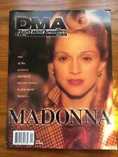 Madonna DMA Dance Music Authority - Magazine Vintage Cover  January 1997