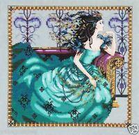 Mirabilia Nora Corbett Cross Stitch Chart ~  CASSIOPEIA #131 Sale