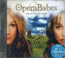 OPERA BABES BEYOND IMAGINATION CD SIGILLATO
