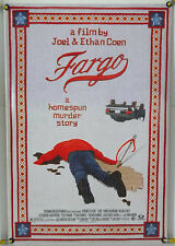FARGO DS ROLLED ORIG 1SH MOVIE POSTER COEN BROTHERS BROS STEVE BUSCEMI (1996)