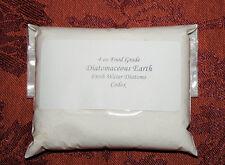 1/4 Pound 114 grams Perma-Guard Food Grade Diatomaceous Earth CODEX DE Natural