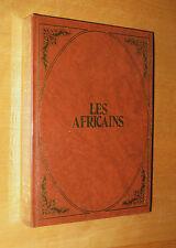 Charles André Julien Les africains tome 6 ed du Jaguar 1990