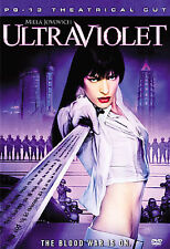 Ultraviolet (DVD, 2006, Rated Version) NEW Factory Sealed, Free Shipping
