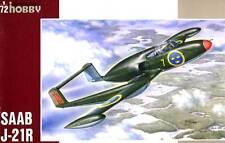 Special Hobby - Saab J-21R incl. PARTI DI ACQUAFORTE modello KIT 1:72 NUOVO