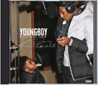 BRAND NEW YOUNGBOY NEVER BROKE AGAIN-SINCERELY, KENTRELL CD SEALED 2021 RAP