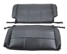 JEEP 1997-2002 TJ WRANGLER COMBO FRONT & REAR SEATS UPHOLSTERY KIT-  NEW