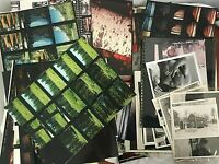 Vintage Lot of Photographer's Proofs Photos Various Topics & Sizes