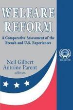 International Social Security: Welfare Reform : A Comparative Assessment of...