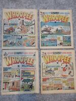 Whoopee Comic Joblot of 4 1980