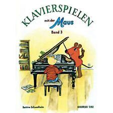 Klavierspielen mit der Maus Band 3 - 1192 - 9790003032382