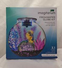 Imagitarium Freshwater Globe Kit, 3.1 Gallons