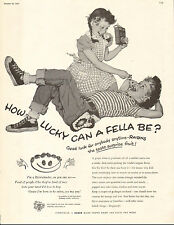 1955 Vintage ad for California Raisin Advisory Board Art Fresno  Photo (091616)
