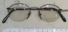 Marwitz Berlin occhiale donna nuovo vintage anni 90' metallo violet nilor
