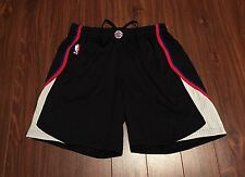 Los Angeles Clippers Black Adidas Authentic Shorts Men's XL NWT Griffin Jordan