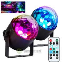 Club DJ Disco KTV Party RGB Crystal LED Magic Ball Projector Stage Effect Light