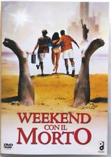 Dvd Weekend con il morto di Ted Kotcheff 1989 Usato