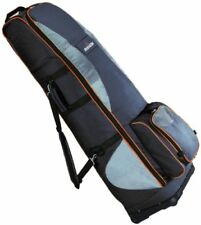 Paragon Advocate X Golf Travel Bag with Wheels Black/Silver